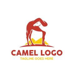 Camel logo-15 vector