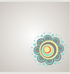 Excellent seamless background vector