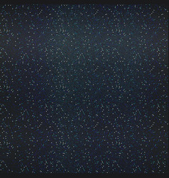 Star seamless pattern vector