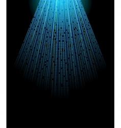 1digital light vector image vector image