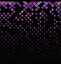 Abstract geometric diagonal rounded square vector