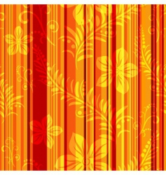 striped pattern vector image
