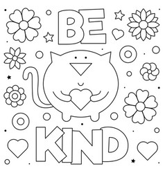 Mom And Kids Coloring Page Vector Images Over 100