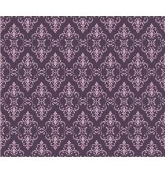 English Britannic style ornament pattern vector image
