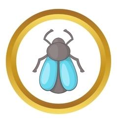 Fly icon vector
