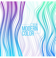gradient streak background vector image