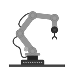 Industrial Robot I vector