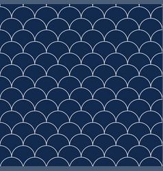 seamless geometric pattern - simple design vector image