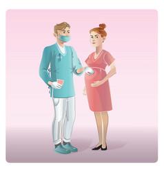 cartoon medicine design concept vector image
