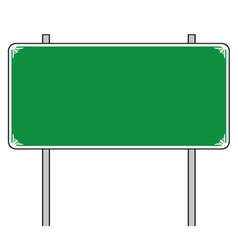 Traffic road sign vector