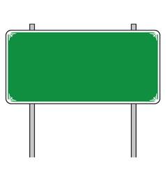 Traffic road sign vector