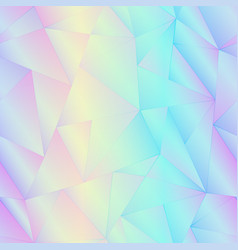 Vibrant triangles seamless texture vector