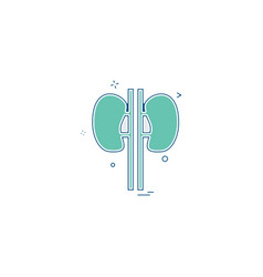 anatomy breath breathe healthcare lung lungs icon vector image
