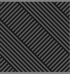 seamless diagonal geometric pattern - dark vector image