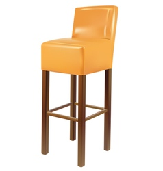 bar chair vector image