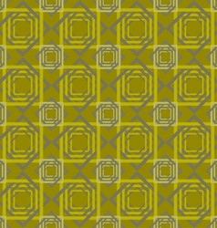 Seamless pattern with interlacing vector