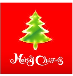 020 Merry Christmas background 004 vector image