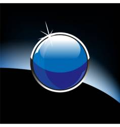 blueball vector image