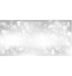 abstract gray background with a white light blur vector image
