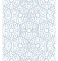 Geometric pattern similar to 50s and 60s design vector