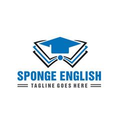 School education modern logo vector