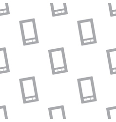 New Telephone seamless pattern vector image vector image
