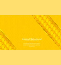 abstract yellow and orange texture background vector image