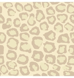 Leopard Seamless Spotted Background Leopard vector