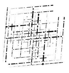 Grid mesh abstract geometric pattern segmented vector