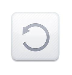 Repeat refresh icon vector