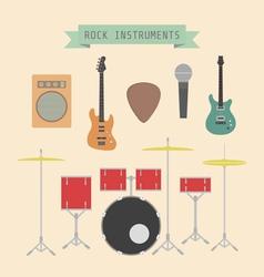 rockmusic vector image