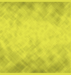 yellow mosaic pattern vector image vector image