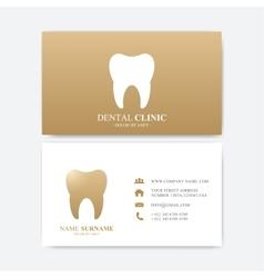 Premium business card print template visiting vector