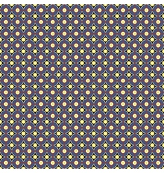 Abstract seamless pattern in egyptian style vector