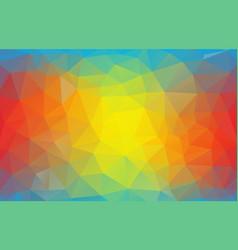 geometric triangle wallpaper flat vector image