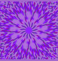 Hypnotic colorful tiled mosaic pattern background vector