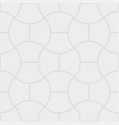 Paver brick pattern vector