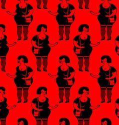 Prostitutes seamless pattern whore texture vector