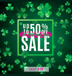Saint patrick day sale vector