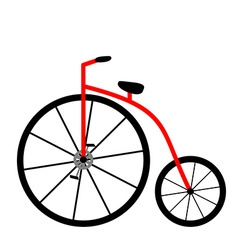 Penny-farthing Icon vector