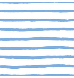 tile pattern with navy blue and white stripes vector image