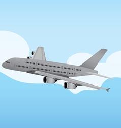 Commercial Aircraft 5 vector