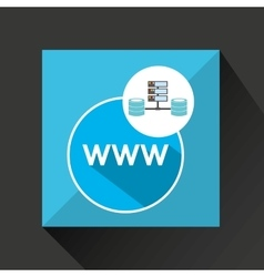 Www language data base storage vector