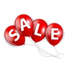 Sale Balloon Sign vector