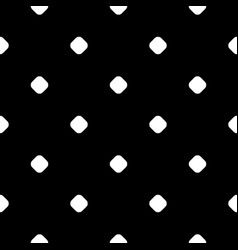 Monochrome seamless pattern small dots texture vector