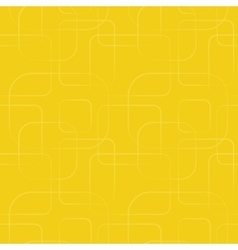 Retro shape seamless pattern endless texture vector