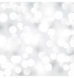 Light silver abstract background vector