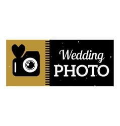 Photographer icons vector image vector image