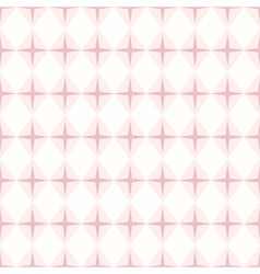 Rhombuses geometrical seamless pattern with vector image