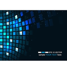 Abstract technology futuristic background business vector